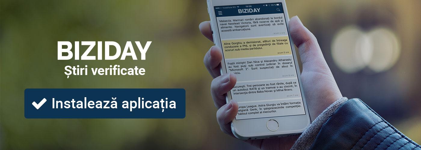 Biziday app