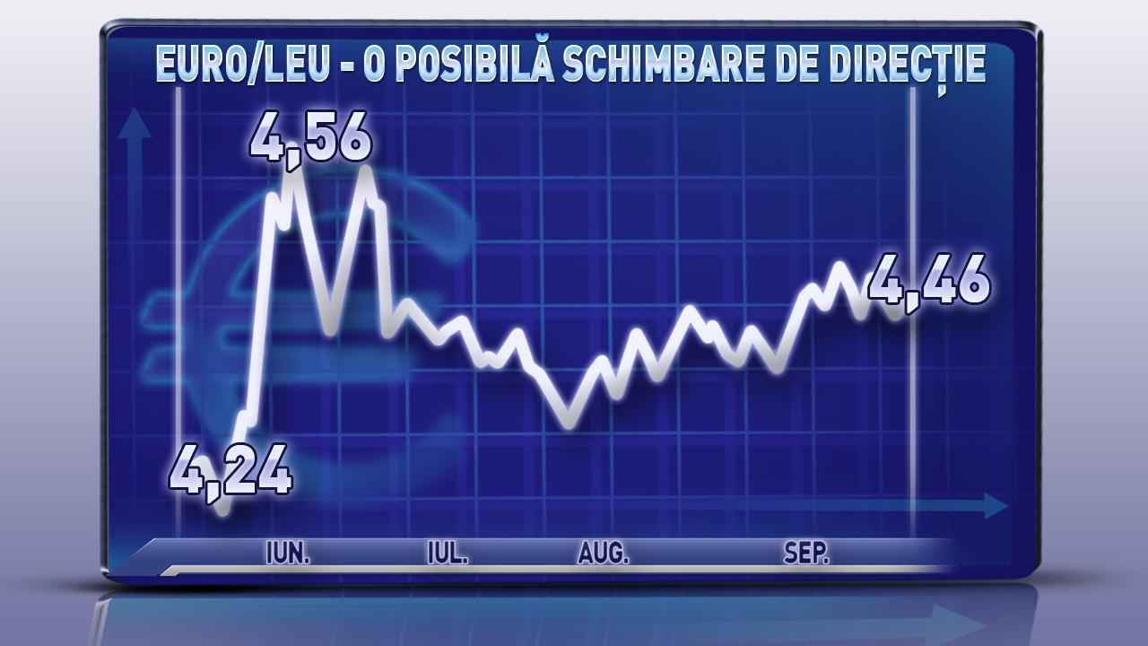 euro leu directie