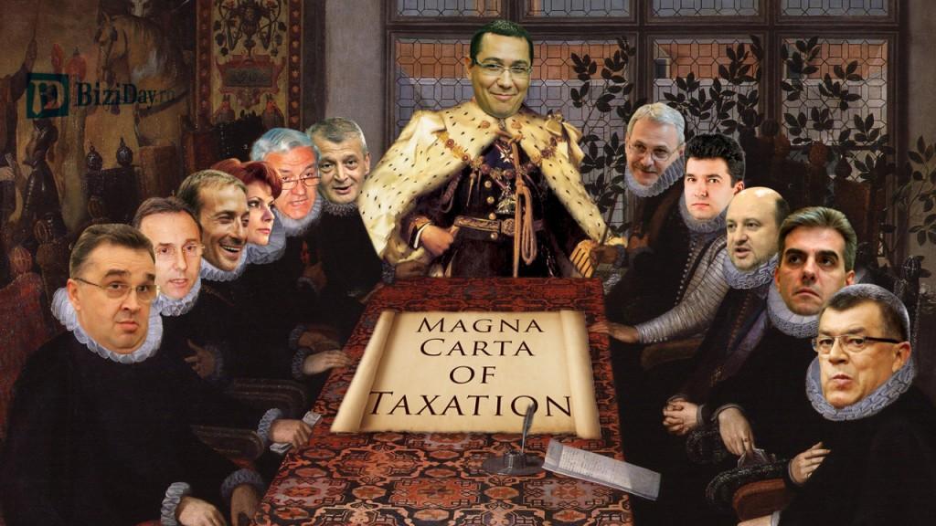 magna carta of taxation