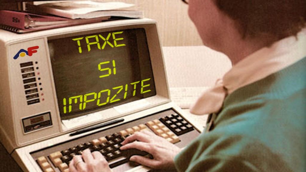 blog taxe si impozite