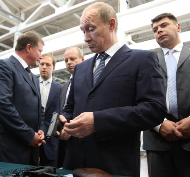 Putin pistol 2