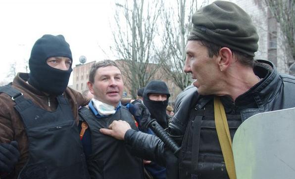 Ucraina mascati