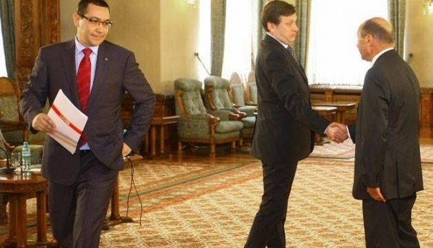 Basescu Ponta Crin