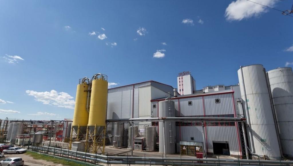 Fabrica URSUS Breweries Buzau
