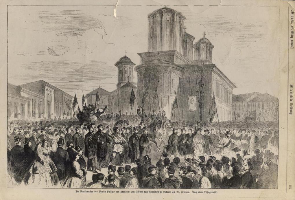 Catedrala Metropolitana 1866
