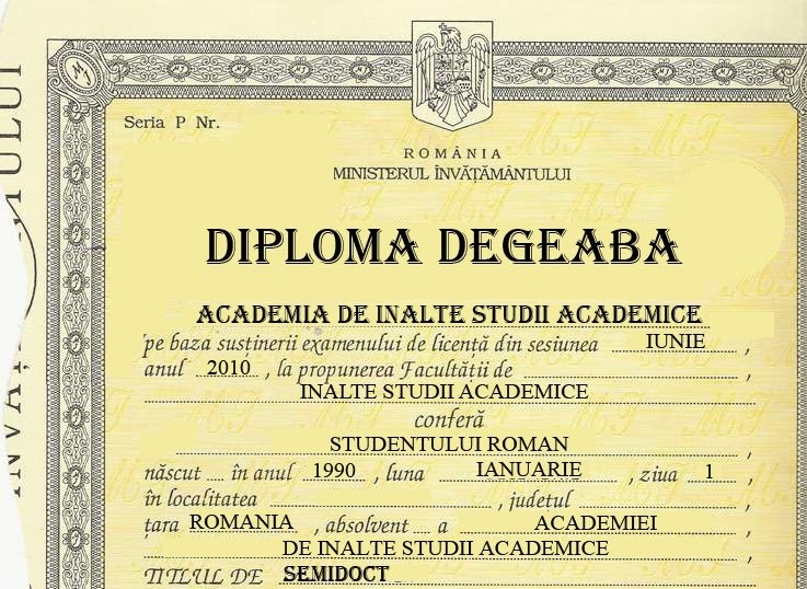 diploma degaba