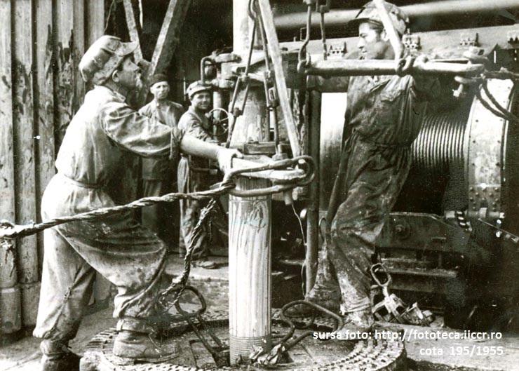 petrolisti 1955