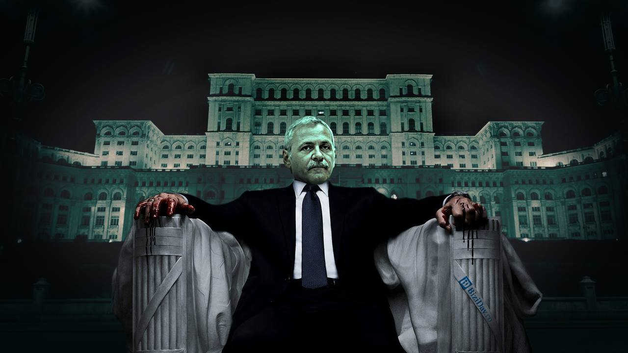 dragnea house of cards