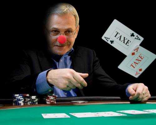 dragnea poker