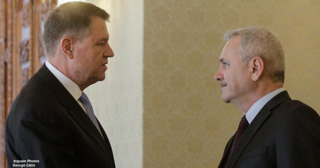 DADDY - Dăncilă e premier , Oha un căcăcios , un președinte slab , nepregătit cu un precedent USL-ist.Un simplu turist . Iohannis-dragnea-1024x539