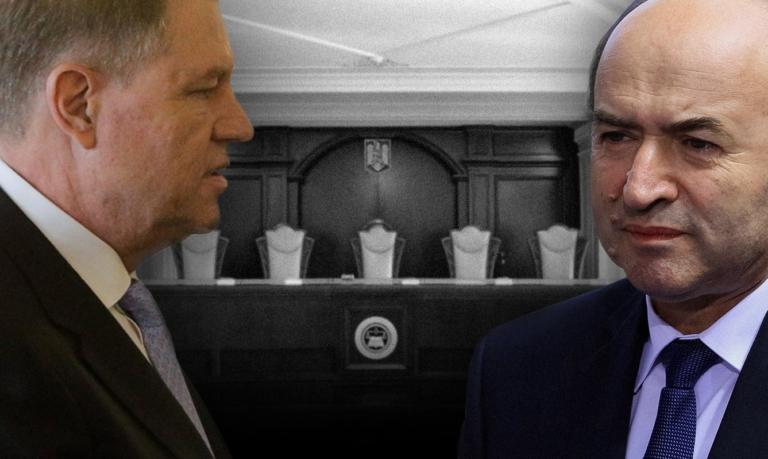 Pe bune, Iohannis cere demisia lui Toader! Dar cine a sesizat Comisia după șapte luni?
